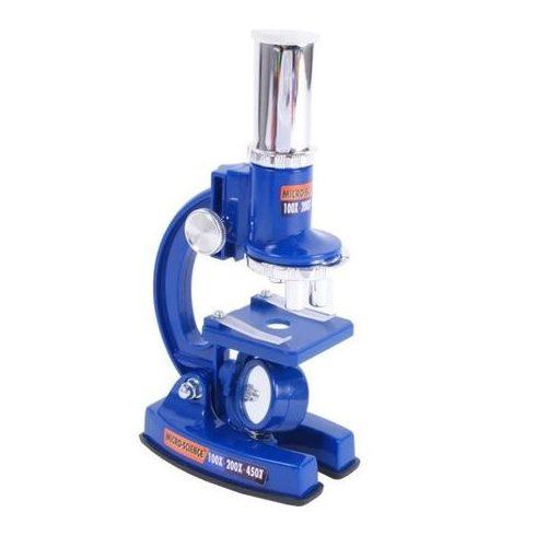 Mikroszkóp készlet kiegészítőkkel - KP JÁTÉK